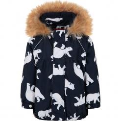 Kurtka zimowa w kolorze granatowym. Niebieskie kurtki i płaszcze dla dziewczynek Ticket to Heaven, na zimę, z polaru. W wyprzedaży za 145.95 zł.