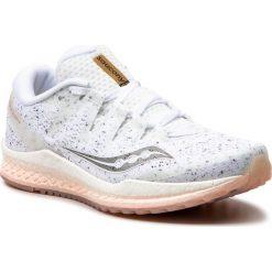 Buty SAUCONY - Freedom Iso 2 S10440-40 Wht. Białe obuwie sportowe damskie Saucony, z materiału. Za 699.00 zł.