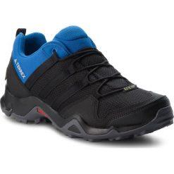 Buty adidas - Terrex AX2R Gtx GORE-TEX AC8032  Cblack/Cblack/Blubea. Czarne buty sportowe męskie Adidas, z gore-texu. W wyprzedaży za 369.00 zł.