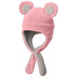 Columbia Czapka Dziecięca Toddler Tiny Bear Ii Beanie Tiki Pink. Różowe czapki dla dzieci Columbia. Za 69.00 zł.