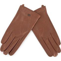 Rękawiczki Damskie EMU AUSTRALIA - Nyanga Gloves XS/S Oak. Brązowe rękawiczki damskie Emu Australia, ze skóry. W wyprzedaży za 179.00 zł.