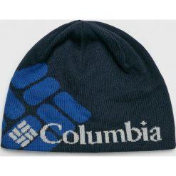 Columbia - Czapka. Niebieskie czapki i kapelusze męskie Columbia. Za 99.90 zł.