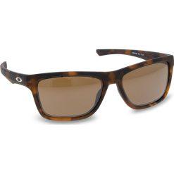 Okulary przeciwsłoneczne OAKLEY - Holston OO9334-1058 Matte Brown Tortoise/Prizm Tungsten. Brązowe okulary przeciwsłoneczne damskie Oakley. W wyprzedaży za 479.00 zł.