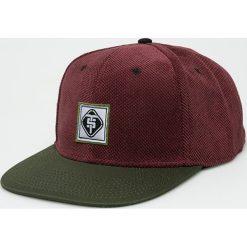 True Spin - Czapka Touchy. Brązowe czapki i kapelusze męskie True Spin. W wyprzedaży za 49.90 zł.