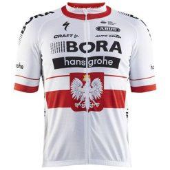 Craft Koszulka rowerowa Bora-Hansgrohe Replica biała r. L (2430). Koszulki sportowe męskie Craft. Za 199.09 zł.