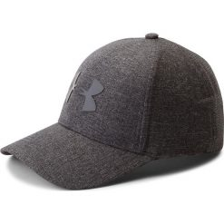 Czapka z daszkiem UNDER ARMOUR - Ua Classic Fit 1291856-001 Szary. Szare czapki i kapelusze męskie Under Armour. W wyprzedaży za 109.00 zł.