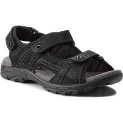 Sandały LASOCKI FOR MEN - MI20-MATEO-01 Czarny 1. Sandały męskie marki Wojas. W wyprzedaży za 99.99 zł.