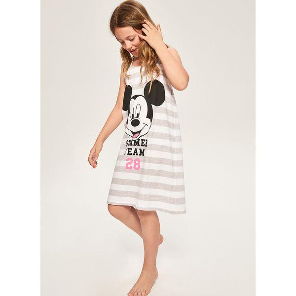 d956eb75f889d8 Koszula nocna disney - Biały - Bielizna dla dziewczynek Reserved, z ...