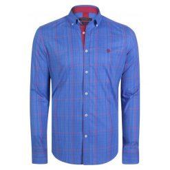 Felix Hardy Koszula Męska L Niebieska. Niebieskie koszule męskie Felix Hardy, z bawełny. W wyprzedaży za 159.00 zł.