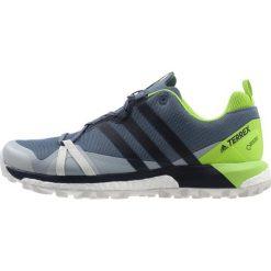 Adidas Performance TERREX AGRAVIC GTX Obuwie hikingowe dark grey. Buty sportowe męskie adidas Performance, z materiału, outdoorowe. Za 679.00 zł.