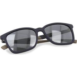 Okulary przeciwsłoneczne BOSS - 0263/S Blue Bluebei GT6. Niebieskie okulary przeciwsłoneczne damskie Boss, z tworzywa sztucznego. W wyprzedaży za 399.00 zł.