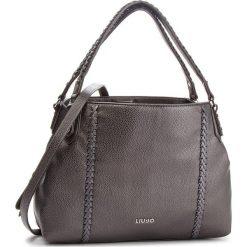 Torebka LIU JO - M Shoulder Bag Cere N68049 E0033  Grape Juice met. 04203. Szare torebki do ręki damskie Liu Jo, ze skóry ekologicznej. Za 689.00 zł.