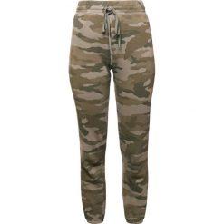 Current/Elliott Spodnie treningowe khaki. Spodnie sportowe damskie Current/Elliott, z bawełny. Za 1,029.00 zł.