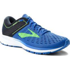 Buty BROOKS - Ravenna 9 110280 1D 416 Blue/Green/Black. Niebieskie buty sportowe męskie Brooks, z materiału. W wyprzedaży za 439.00 zł.