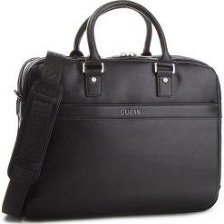 Torba na laptopa GUESS - HM6540 POL84 BLA. Czarne torby na laptopa damskie Guess, ze skóry ekologicznej. Za 679.00 zł.