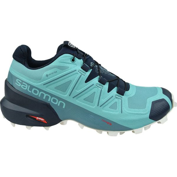 Salomon W Speedcross 5 GTX 407946 41 13 Błękitne