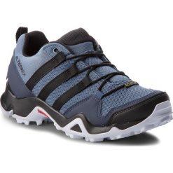 Buty adidas - Terrex AX2R Gtx W GORE-TEX AC8065 Rawste/Cblack/Aerblu. Niebieskie obuwie sportowe damskie Adidas, z gore-texu. W wyprzedaży za 349.00 zł.