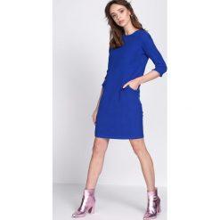 Niebieska Sukienka In The Present. Niebieskie sukienki damskie Born2be. Za 79.99 zł.