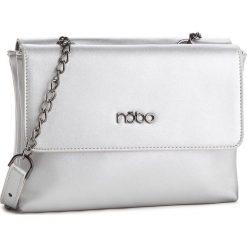 Torebka NOBO - NBAG-F1450-C022 Srebrny. Szare torebki do ręki damskie Nobo, ze skóry ekologicznej. W wyprzedaży za 139.00 zł.