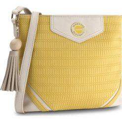 Torebka MONNARI - BAG1880-002 Yellow. Żółte listonoszki damskie Monnari, ze skóry ekologicznej. W wyprzedaży za 129.00 zł.