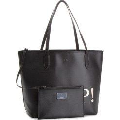 Torebka JOOP! - Lara 4140003874 Black. Czarne torebki do ręki damskie JOOP!, ze skóry ekologicznej. W wyprzedaży za 509.00 zł.