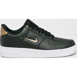 Nike Sportswear - Buty Air Force. Szare buty sportowe męskie Nike Sportswear, z gumy. Za 469.90 zł.