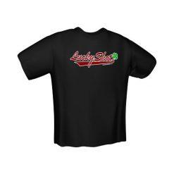 GamersWear LUCKY SHOT T-Shirt Black (S)  (5072-S). Czarne t-shirty i topy dla dziewczynek GamersWear. Za 56.93 zł.