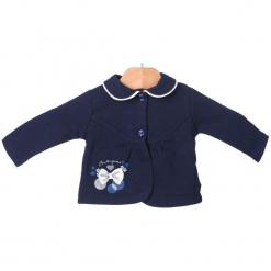 Primigi Bluza Dziewczęca 68 Niebieski. Niebieskie bluzy dla dziewczynek Primigi. W wyprzedaży za 87.00 zł.