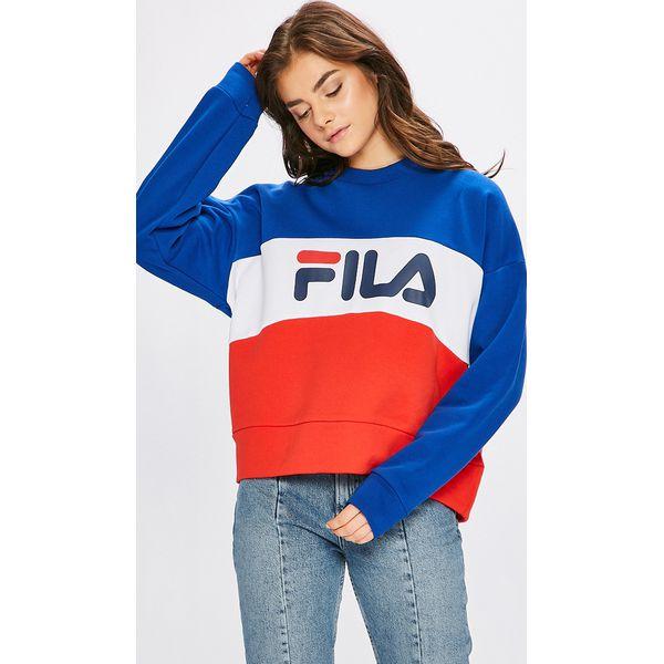 eleganckie buty popularne sklepy urok kosztów Fila - Bluza