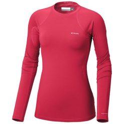 Columbia Bluza Termoaktywna Midweight Stretch Long Sleeve Top Red Camellia Xs. Czerwone bielizna termoaktywna damska Columbia, z długim rękawem. Za 195.00 zł.