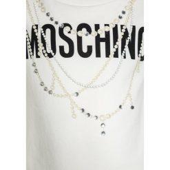 MOSCHINO MAXI  Tshirt z nadrukiem cloud. T-shirty i topy dla dziewczynek MOSCHINO, z nadrukiem, z bawełny. Za 369.00 zł.