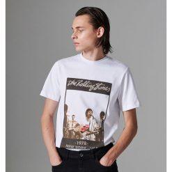 Białe moda dla mężczyzn ze sklepu Reserved Kolekcja zima