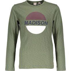 Koszulka w kolorze khaki. T-shirty dla chłopców marki Reserved. W wyprzedaży za 67.95 zł.