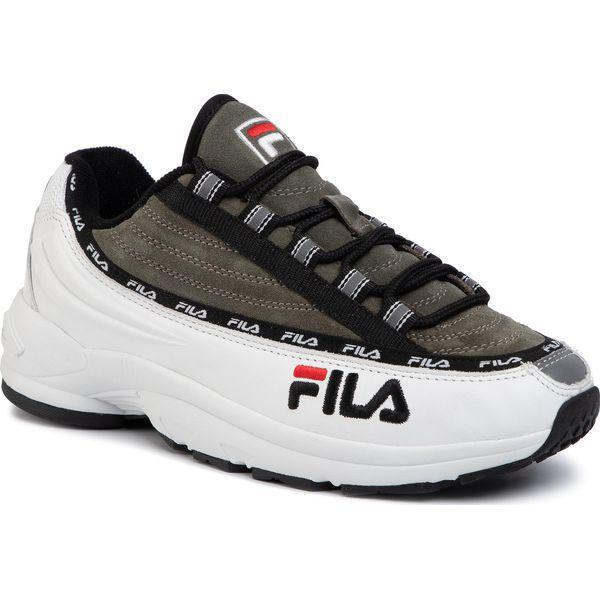 Sneakersy FILA Dstr97 S 1010712.90S WhiteEverglade