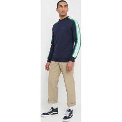Calvin Klein Jeans SIDE STRIPE Bluza dark blue. Kardigany męskie Calvin Klein Jeans, z bawełny. W wyprzedaży za 356.85 zł.