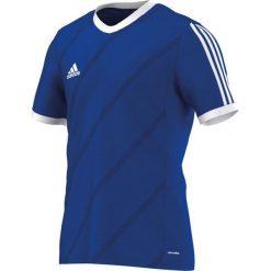 Adidas Koszulka piłkarska Tabela 14 niebieska r. S (F50270). T-shirty i topy dla dziewczynek Adidas. Za 47.00 zł.