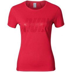 Odlo Koszulka Shirt s/s crew neck SHAILA PRINT - 380011 - 380011/70454/S. Bluzki damskie Odlo. Za 107.35 zł.