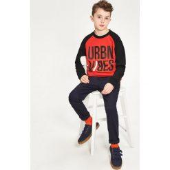 Bluza z raglanowym rękawem - Pomarańczo. Bluzy dla chłopców Reserved. W wyprzedaży za 39.99 zł.