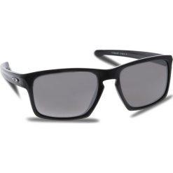 Okulary przeciwsłoneczne OAKLEY - Silver OO9262-4657 Polished Black/Prizm Black Iridium. Czarne okulary przeciwsłoneczne męskie Oakley, z tworzywa sztucznego. W wyprzedaży za 479.00 zł.