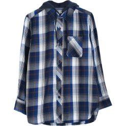 Niebieska Koszula Getting Started. Koszule dla chłopców marki bonprix. Za 34.99 zł.