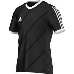 Adidas Koszulka piłkarska Tabela 14 Junior czarna 116 (F50269). T-shirty i topy dla dziewczynek Adidas. Za 60.52 zł.
