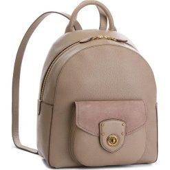 Plecak LAUREN RALPH LAUREN - Millbrook 431710886001  Taupe. Szare plecaki damskie Lauren Ralph Lauren, ze skóry, eleganckie. W wyprzedaży za 1,099.00 zł.