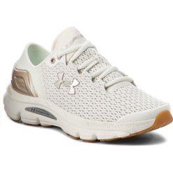 Buty UNDER ARMOUR - Ua W Speedform Intake 2 3000290-102 Wht. Białe obuwie sportowe damskie Under Armour, z materiału. W wyprzedaży za 299.00 zł.