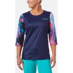 GIRO Koszulka Roust Jersey Granatowo-różowa r. S (GR-8053502). T-shirty damskie GIRO, z jersey. Za 142.29 zł.