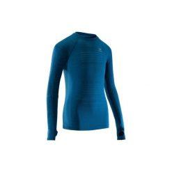 Bluzka KIPRUN CARE. Czerwone bluzki z długim rękawem męskie KALENJI. Za 59.99 zł.