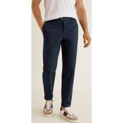 Mango Man - Spodnie Berlin3. Eleganckie spodnie męskie marki Giacomo Conti. W wyprzedaży za 99.90 zł.