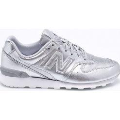 New Balance - Buty WR996SRS. Szare obuwie sportowe damskie New Balance, z materiału. W wyprzedaży za 319.90 zł.
