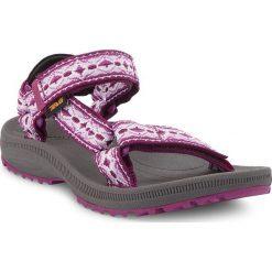 Sandały TEVA - Winsted 1017424 Antigua Bright Purple. Fioletowe sandały damskie Teva, z materiału. W wyprzedaży za 159.00 zł.