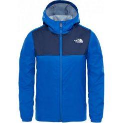 The North Face Kurtka Chłopięca B Zipline Rain Jacket Turkish Sea S. Niebieskie kurtki i płaszcze dla chłopców The North Face, sportowe. W wyprzedaży za 185.00 zł.