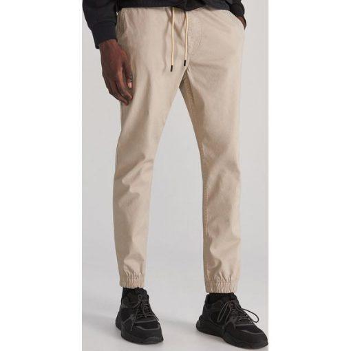 Spodnie jogger Beżowy